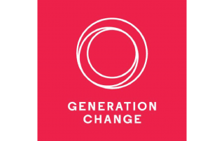 Generation Change Logo