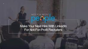 Make Your Next Hire With Linkedin – Including Live Search