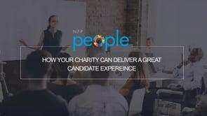 Delivering A Great Candidate Experience For Your Not For Profit