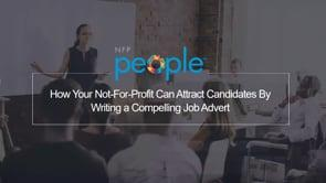 Attract Candidates By Writing A Compelling Job Advert